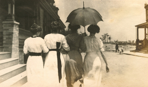 four_women_with_parasol_c_1910_by_step_in_time_stock-d3e4rab